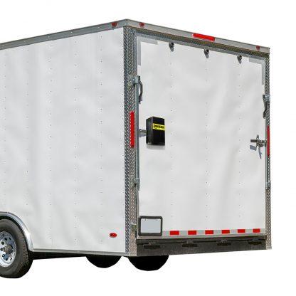 SnatchLatch on trailer