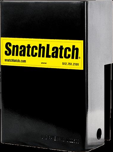 SnatchLatch device